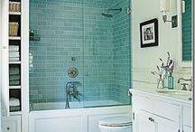 New Home Bathroom Ideas / by Michelle Johnson Carr