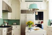 New Home Kitchen / by Michelle Johnson Carr