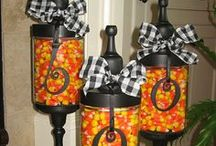 Holidays & Seasons - Halloween / by Michelle Johnson Carr