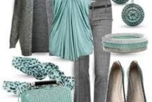 Family Picture- coral, teal and gray inspirations / by Andria Jordan