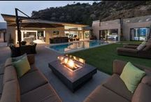 ~ Outdoor Space ~ / All the creative ideas to make your outside space as beautiful and your inside space. / by Jennifer