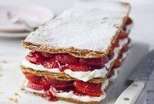 Sweet Dessert  / Chocolat, pies, chip, bread!!!! ummmm / by Andrea Cabrera