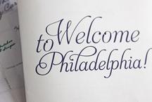 Philadelphia & Pittsburgh / the Cradle of Liberty / by Robert Ost-Dederick