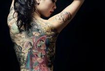 body art / by Michael Mallinger