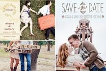 Save the date / Invitation / by Andrea Cabrera