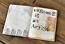Journals / by Silvia Vanessa Vasquez Lamb