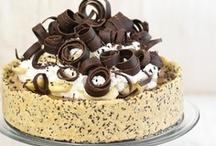 Cake / Mini Cake / Pies / by Andrea Cabrera