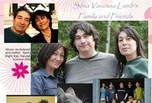 Friends and Family / by Silvia Vanessa Vasquez Lamb