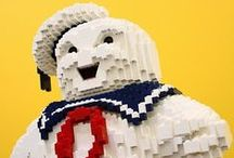 If you've become a Lego, that's even better than being a bobblehead / by Michael Mallinger