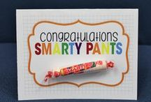 Creative Candy Crafts / A creative collection of crafts with candy. / by Smarties