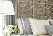 Bedrooms / by Kim Costner -Interior Designer @Kmpact Design, LLC
