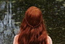 Hair Styles / Wonderful hair style ideas. / by Tatania Rosa