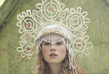 Hats, Fascinators and Headpieces / Floral hair creations and gorgeous hats. / by Tatania Rosa