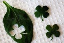 Saint Paddy's Day / You don't have to be Irish to celebrate, but it's a good idea. / by Marie Mayhew Designs