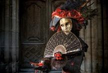Masquerade / by Tatania Rosa