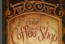 Coffee shop / by Olga Ladina