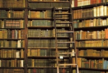 Libraries / by Tatania Rosa