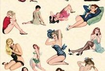Pin - Ups / by Mary Cox