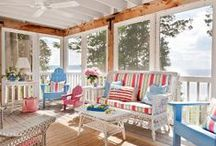 PORCH - Hello Neighbor! / by Northern Cottage