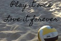 Volleyball :) / by Ashley McCauley