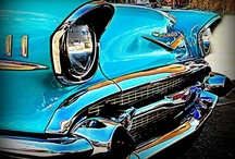 Her Favorite Color Is Chrome / by Ashley Bittenbender