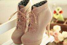 Shoes <3 <3 <3 / by Ashley McCauley
