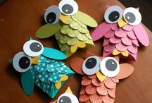 Preschool Craft Ideas / by Dara Distefano
