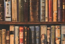 Books & Literature Stuff / Stuff about books, reading, and literature.  / by Brian Wasko, WriteAtHome.com