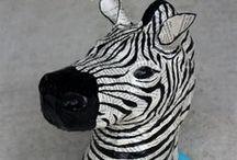 OMZ! Oh my zebra! / by Monika Monroy