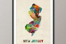 Jersey Art / Creative artists in New Jersey / by ArtPride New Jersey