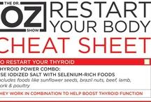 Restart Your Body / by Dr. Mehmet Oz