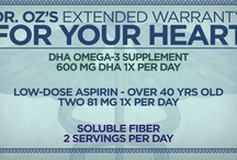 Extended Heart Warranty / by Dr. Mehmet Oz