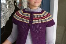 crochet clothes for women / everything that's crocheted / by Sara Rivka Dahan