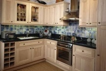 kitchen/dining room style / by Rochelle Stowell