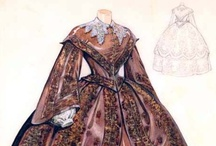 historical costuming / by Aura-Leigh Sanders Jenkins