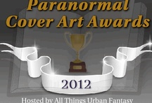 Nominees for the 2012 Paranormal Cover Art Awards / Hosted by AllThingsUF.com Voting ends on Dec 31st & winners will be announced on Jan 7th.  Click to vote http://wp.me/p2pnOI-2DG / by All Things Urban Fantasy