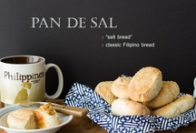 feast of the East: Breads, Cakes, & Pastries / recipes of breads, cakes, cookies, etc. from Asia / by asa manila