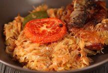 Romanian cooking / Romanian food / by Irina Punga