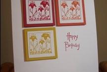 Card ideas / by Julie Haugen-Hosszu