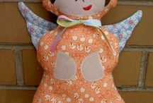 doll patterns / by Diana Roution