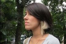 CollegeFashionista: Black On White / by Manuela Almeida