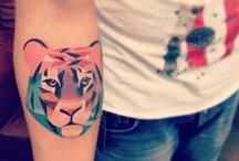 Tattoos / by Carley Noelle