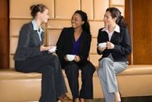 Networking / by Alfred State Career Development