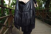 CollegeFashionista: Wild,Wild West / Trend report: fringe purses!  / by Manuela Almeida
