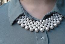 CollegeFashionista: Why You Should Wear Pearls / by Manuela Almeida