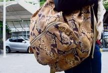 Collegefashionista: Back to Backpacks / by Manuela Almeida