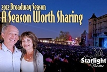 2012 Broadway Season / Get into the spirit with starry nights, great food and the best Broadway entertainment in Kansas City this summer. We'll fill your summer schedule with light-hearted laughter, unmatched performances and tunes you'll hum for days. / by Starlight Theatre