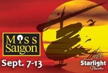 Miss Saigon (September 7 - 13, 2013) at Starlight Theatre / by Starlight Theatre