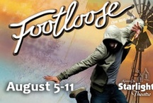 Footloose (August 5 - 11, 2013) at Starlight Theatre / by Starlight Theatre