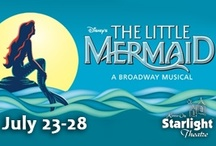 Disney's The Little Mermaid (July 23-28, 2013) at Starlight Theatre / by Starlight Theatre